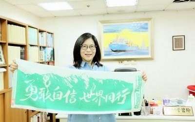藍委佔議場》管媽:陳菊為民主被關時這幾個立委在哪?