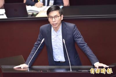 國民黨反監委酬庸佔領立院 鍾佳濱:廢考監的苦肉計?