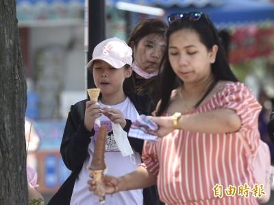 收假日防熱傷害!高雄月眉飆38.2、台北38度 14縣市高溫警示