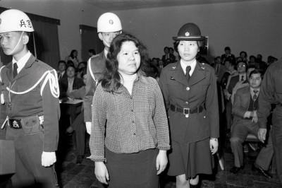 遭藍轟不適任監察院長 陳菊:除了美麗島6年黑牢,始終清白