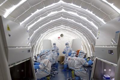 武漢肺炎》北京10萬大學師生全面核酸檢測 今晚24點前完成