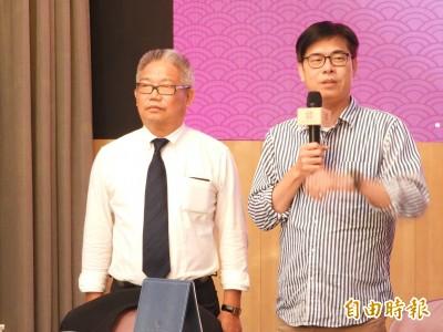 高雄市長補選尬唱歌?陳其邁:我是被政壇耽誤的歌手