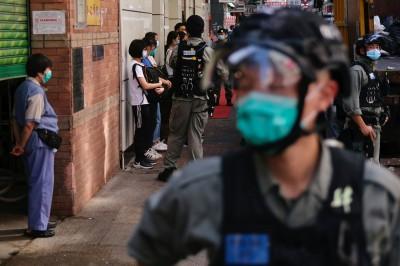 防「七一衝突」再現  香港警方當天將部署數千警力