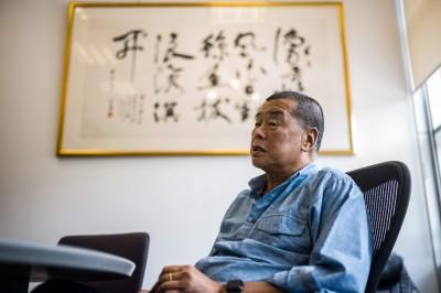 港版國安法「敲響香港喪鐘」 黎智英:繼續奮鬥、發行日報