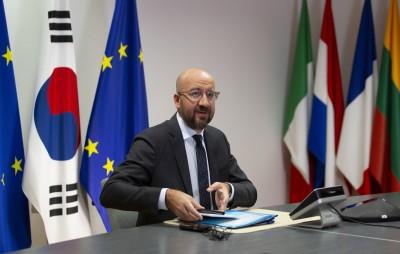 強烈反對「港版國安法」!歐盟:正與國際夥伴商討應對措施