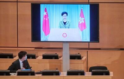 港區國安法通過  白宮國安會:香港已成一國一制
