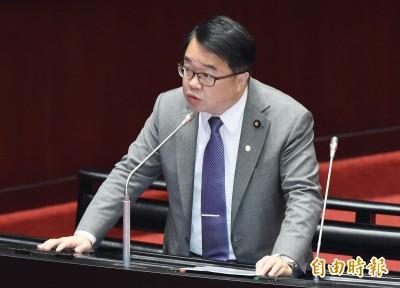 洪孟楷擬提告 吳秉叡:國民黨是非不分應向社會道歉