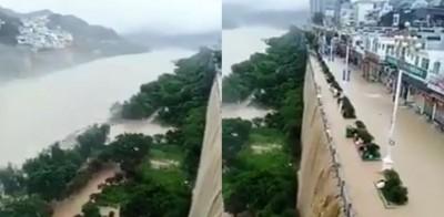 「4樓以下做好準備」......長江流域連續31天發布暴雨預警