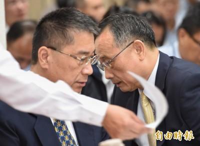 獨家》警政署長陳家欽遭內政部送辦 北檢查無不法簽結