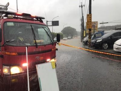 午後雷雨炸全台!17縣市豪、大雨特報 新北土城一級淹水警戒
