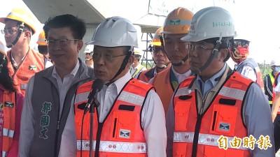中國2駐台記者違法被廢證離境 蘇貞昌:剛好而已