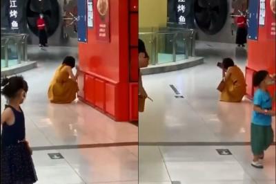 武漢肺炎》北京疫情起變化? 女子逛百貨突接「確診電話」崩潰引熱議