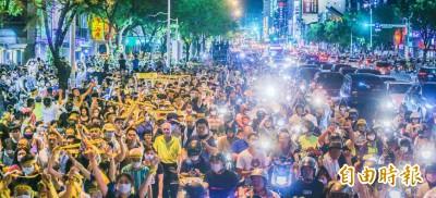 政大公布民調 台灣人認同感67%創歷年新高