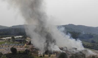 數十公里都聽到巨響!土耳其煙火工廠爆炸 已知2死73傷