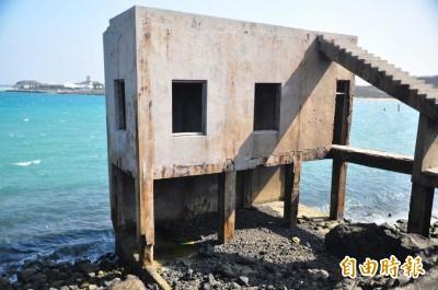 澎湖網紅景點「達利屋」消失!縣府以安全為由拆除