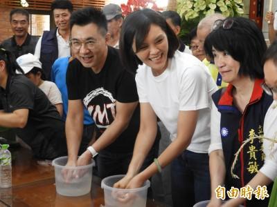 高雄市長補選》PK陳其邁左營兩大計畫 李眉蓁提左營願景