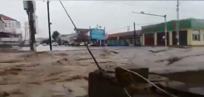 不只南方淹!內蒙古也爆洪災 街道成大河、1人罹難