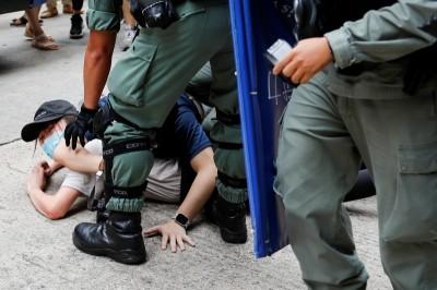 港版國安法條文模糊 聯國人權高專辦:危害基本自由