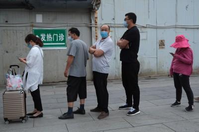 武漢肺炎》又是個位數? 北京昨增2例 中國增8例