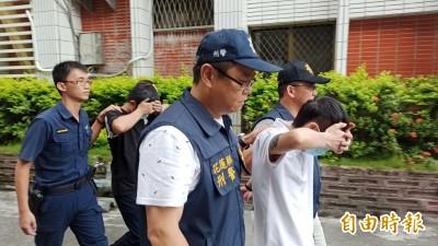 花蓮飛車槍戰1死1傷 劉姓兇嫌遭檢方聲請羈押