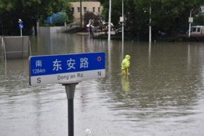 連續暴雨水淹武漢!恐怖偷工「手撕大橋」影片曝光