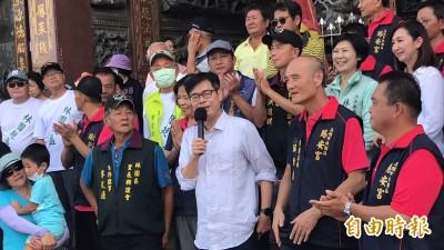 李眉蓁批蓮池潭沒改變 陳其邁:韓當市長時她爭取了什麼?