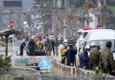 熊本暴雨已釀49死  仍有11人下落不明