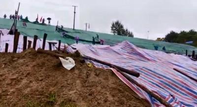湖北中型水庫驚傳滲水、變形 當局稱壩體已穩、連夜轉急撤3萬人