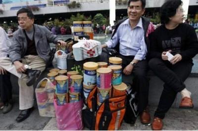 「黨」不住! 中國消費者「口嫌體正直」狂掃澳洲奶粉