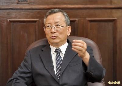 被指遭總統「喝斥」 大法官呂太郎:沒聽到、心中無鬼