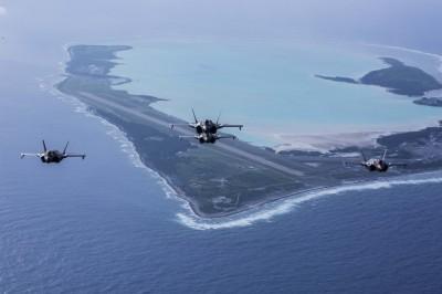 因應太平洋局勢 美投入數億美元擴建威克島基地