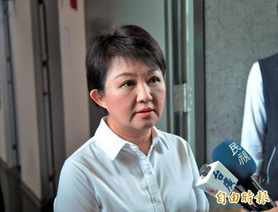 中市副秘書長朱康震被爆劈腿3女  盧秀燕:將調整職務