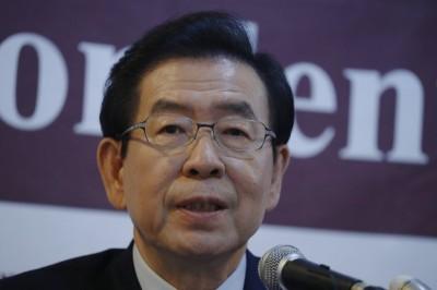 首爾市長朴元淳留遺言後失蹤! 女兒報案警出動搜尋