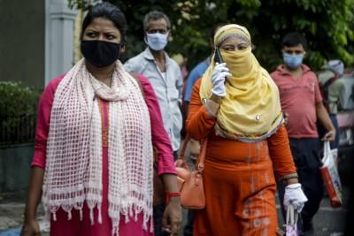 武漢肺炎》印度新增逾2.6萬例確診 再創單日新高