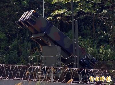 台海軍情》美批准182億「愛三飛彈延壽案」今年第二度對台軍售