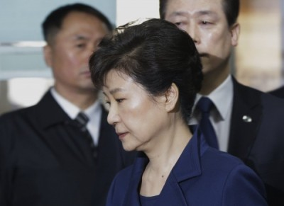 閨密干政案 朴槿惠判刑20年