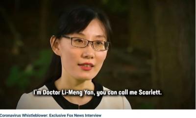 逃往美國!中國病毒研究員大爆料:中國政府會殺了我