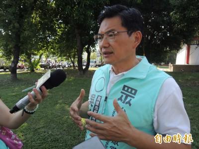 高雄市長補選》想邀藍綠談辯論 吳益政發出咖啡之約