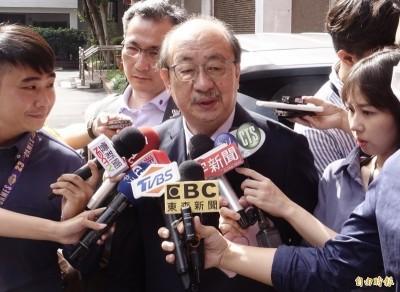 藍營號召群眾抗議監委人事案 柯建銘:從廢墟中站起應進退有據