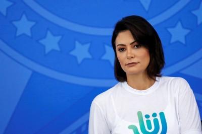 武漢肺炎》波索納洛妻女檢測陰性  巴西單日再增3.5萬確診