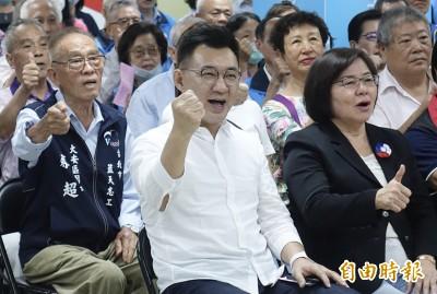 監委提名審查 江啟臣批蔡總統違背當初價值