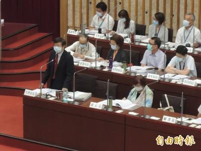 國民黨嗆陳菊 楊明州:她一生坦蕩 台灣人民會還公道