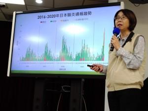 注意病媒蚊!  3個月男嬰成最年幼日本腦炎病例