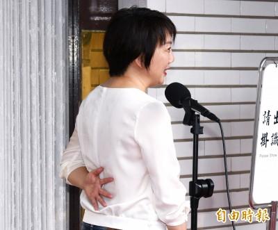 陳雪生稱用肚頂「不會懷孕」 范雲反擊:勿支持會性騷擾的政黨