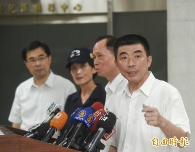 警署火速發布市警局長人令!高雄劉柏良、台南詹永茂週五交接