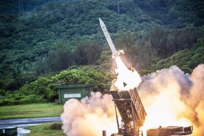 漢光圖輯》雄3弓3魚叉各式飛彈出擊  射擊美姿一次看完