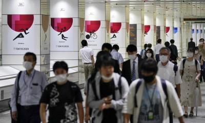 武漢肺炎》疫情反彈! 新增逾280例確診  東京再創單日感染人數新高