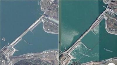 中國官媒認了! 三峽大壩「位移、滲流、變形」