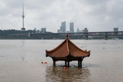 文明再浩劫!中國洪患已有500多處古蹟受損
