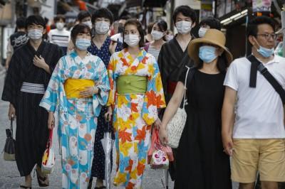 武漢肺炎》日本今確診1301人 再創新高